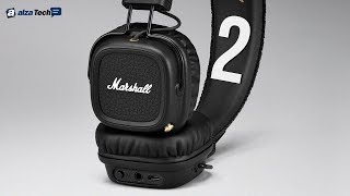 Vybíráme bezdrátová sluchátka: Marshall Major II a Major II Bluetooth! (SROVNÁVACÍ RECENZE #826)