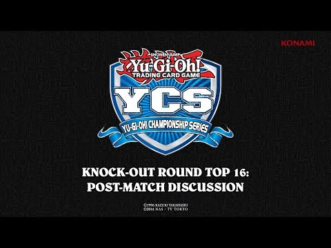 YCS London 2017 - Top 16: Post Match Discussion and Interview