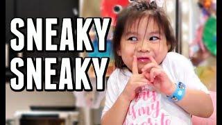 SNEAKY SNEAKY JB! - January 20, 2018 -  ItsJudysLife Vlogs