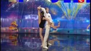 Duo Flame Dancers - Lara Fabian-Je t