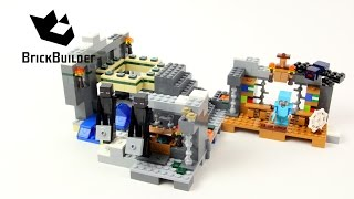 lEGO MINECRAFT 21124 The End Portal - Speed Build for Collecrors - Collection 57 sets