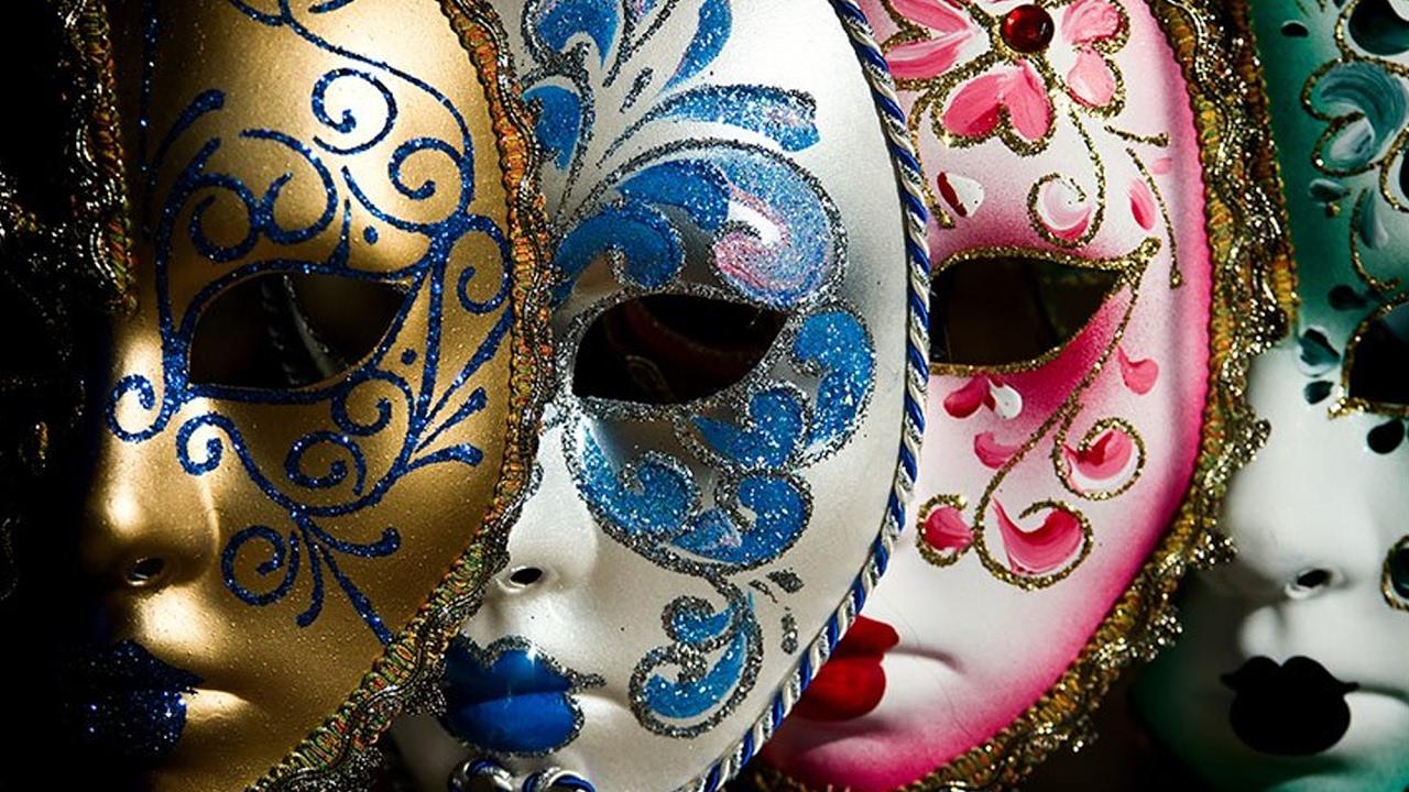 Resultado de imagen de mascaras bonitas