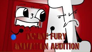 Insane Fury Animation Audition (PASSED)