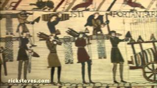 Bayeux, France: Famous Medieval Tapestry