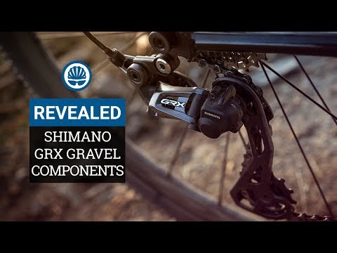 Shimano GRX Gravel Components | New Brakes, Gears & Wheels