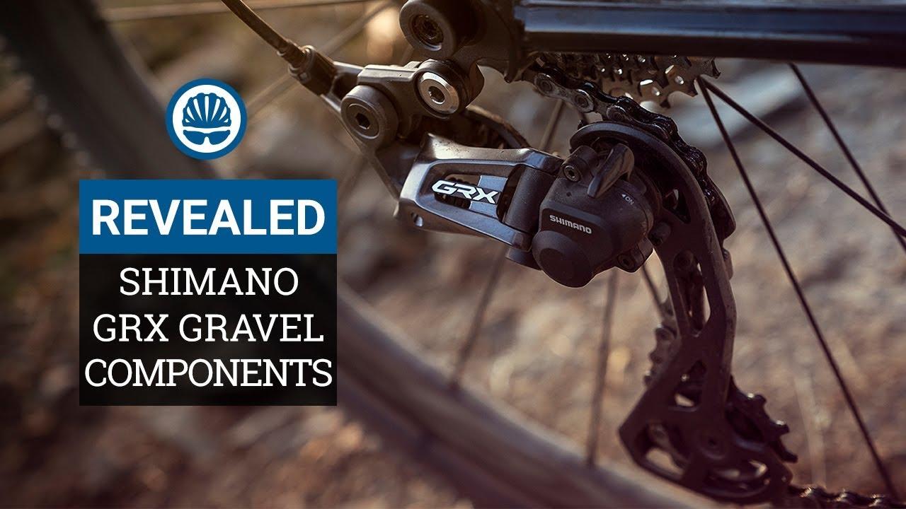 Shimano GRX Gravel Components | New Brakes, Gears & Wheels