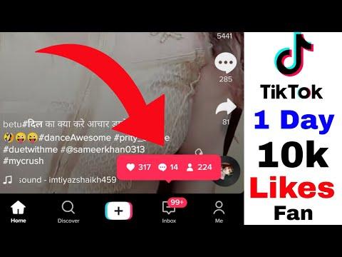 How To Increase Tik Tok Likes   How To Increase TikTok Followers   Tik Tok Video  