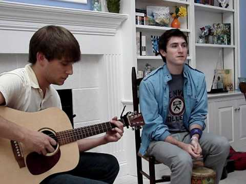Walk the Moon - Iscariot (acoustic) Live  2009-6-27