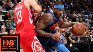 Oklahoma City Thunder vs Houston Rockets Full Game Highlights / Week 11 / Dec 25
