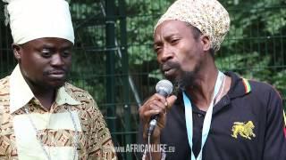 Videointerview, Black Prophet @ Reggae Jam 2014, 01.-03.08. Bersenbrück