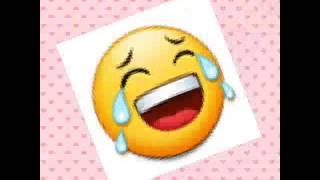 Emojis chorando de rir