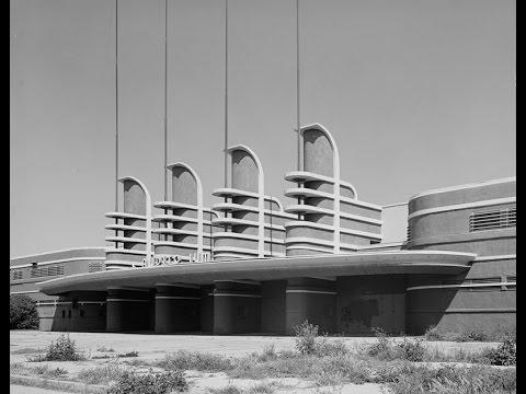 Pan Pacific Auditorium - 7600 West Beverly Boulevard Los Angeles