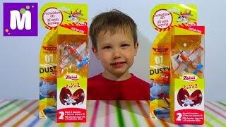 Самолеты Дисней туба с сюрприз игрушки распаковка Disney Planes surprise eggs toys