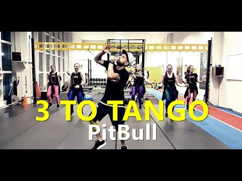 3 TO TANGO - Pitbull - Zumba® L Choreography L CIa Art Dance
