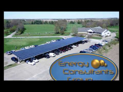 2nd Largest LG Solar ACPV System in the World