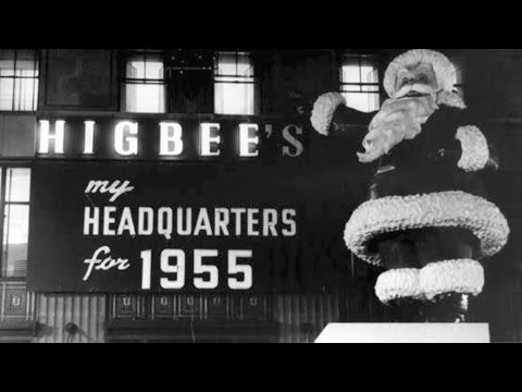 Remembering classic Christmases at Higbee's in downtown Cleveland