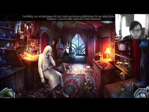 Lets Play Mystery Trackers:Die Phantome von Raincliff Folge 8 [German] [Blind]
