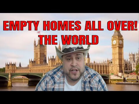 VACANT HOMES EMERGENCY - CAN - USA - AUS - NZL - UK - IRL - ENG