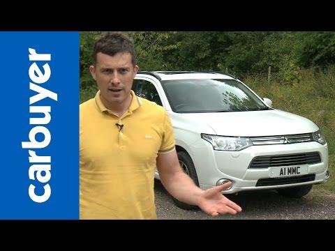 Mitsubishi Outlander PHEV 2014 review - Carbuyer