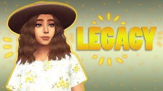 SIMS 4 LEGACY CHALLENGE #1 ✨ A NEW LEGACY ✨ [NEW SERIES WITH FACE CAM]