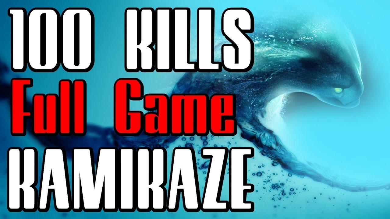 kamikaze morphling 100 kills dota 2 full game youtube