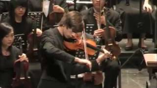 Tchaikowsky - Violin Concerto in D major, Op. 35 1/2 (3rd. mov) Lukas Stepp, MYSO & Veiga Jardim