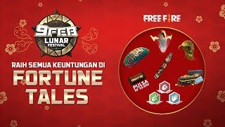 Keberuntungan Masih Berlanjut di 9 Februari! - Garena Free Fire