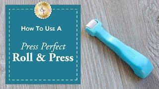 Clover Press Perfect Roll /& Press
