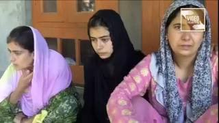 A Painfull Message of Kasmir, Missing Persons of Kashmir