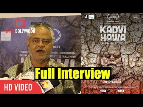 Sanjay Misra Full Interview | Kadvi Hawa Official Trailer Launch | Viralbollywood