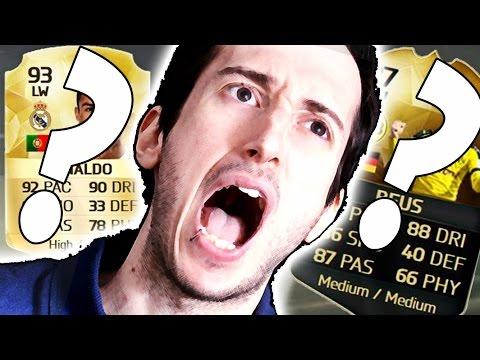ODDIO CHE SCULO!! IL MIGLIOR SPACCHETTAMENTO DI FIFA 16! - Spacchettamento Selvaggio IF