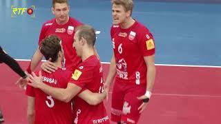 Volleyball: TV Rottenburg - WWK Volleys Herrsching