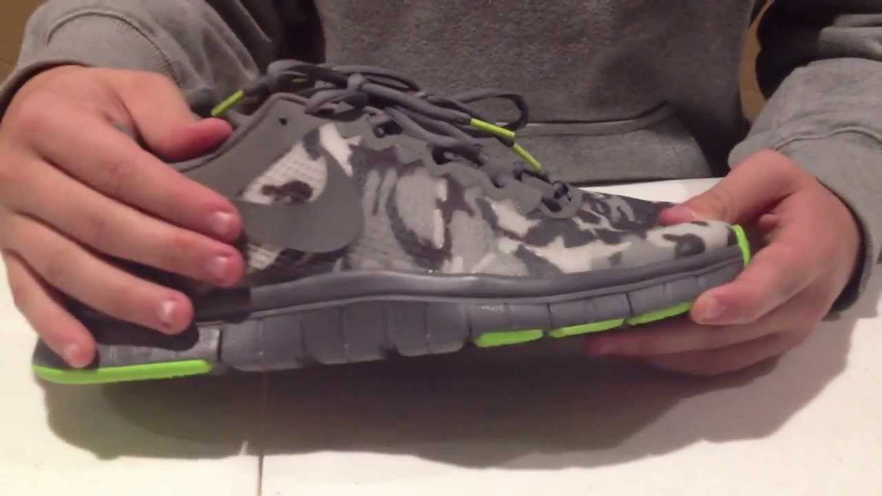 Nike Free 3.0 Camo