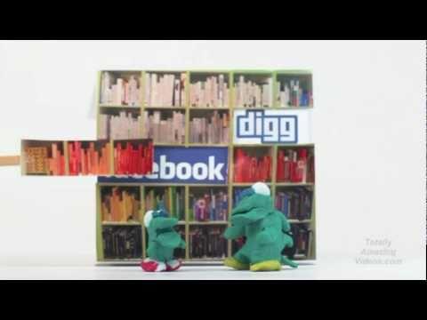 Information Architecture - Dinosaur Animated