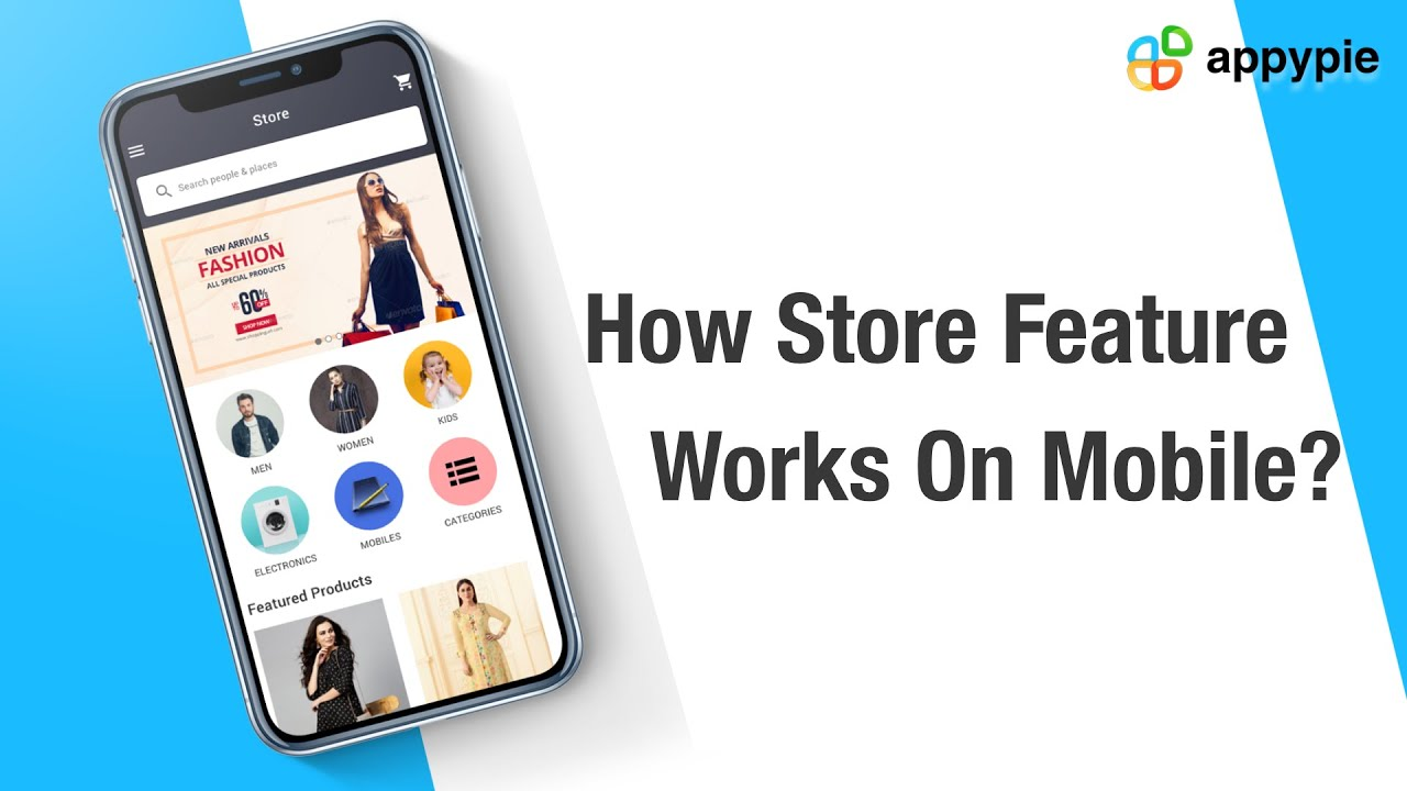 How Store feature works on mobile?
