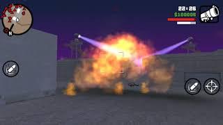 GTA San Andreas versión android (Misión 70,71,72)