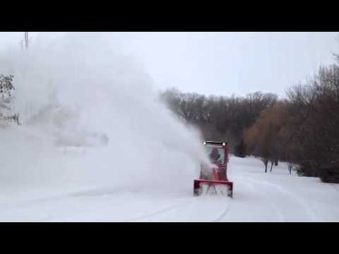 Ariens 48 Snowblower On Grand Sierra Avi Doovi