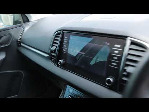 BK18FHN SKODA  KAROQ 1.0 TSI SE SUV 5dr Petrol DSG Bluetooth With music Streaming, DAB Radio