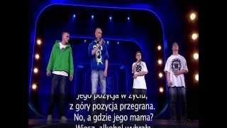 Najlepszy Przekaz w Mieście - Kołysanka - 3. edycja Must Be The Music