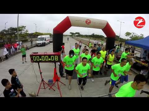 Video de Salida de 5k Muevete por la Vida
