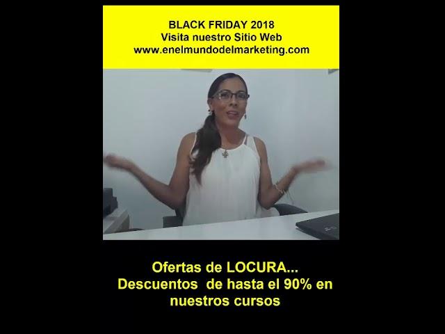 OFERTAS BLACK FRIDAY 2018 - DESCUENTOS HASTA DEL 90%