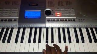Download Hindi Video Songs - En Jeevan Song Theri Keyboard Notes