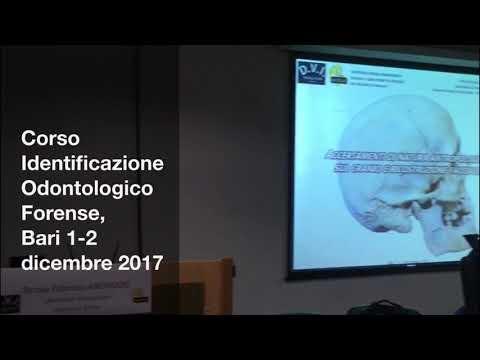 Corso Identificazione Odontologico Forense | Dr.ssa Fabrizia ANDRIANI