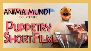 Lørdagskos - Saturday Night Snack - A puppetry short film