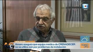 Entrevista con Sixto Amaro, representante de jubilados en BPS
