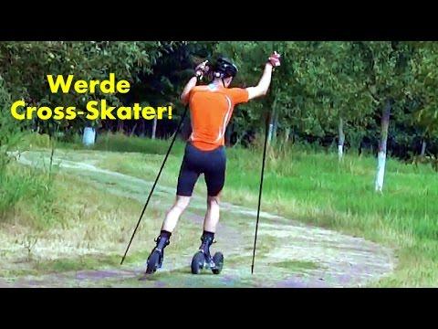 Werde Cross Skater! 01 - Cross-Skating kennen lernen