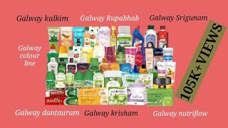 Galway all product video & review 2019