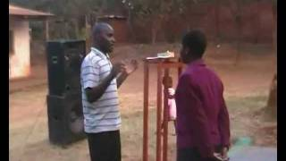 prophet chibwe praying for a woman with generational curses
