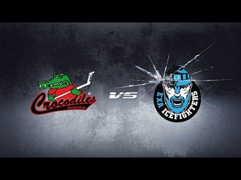 28. Crocodiles Hamburg vs EXA Icefighters Leipzig