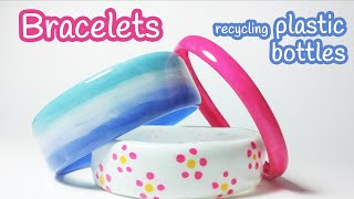 One of Innova Crafts's most viewed videos: DIY crafts: BRACELETS recycling plastic bottles - Innova Crafts
